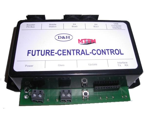 modelleisenbahn digitalzentrale